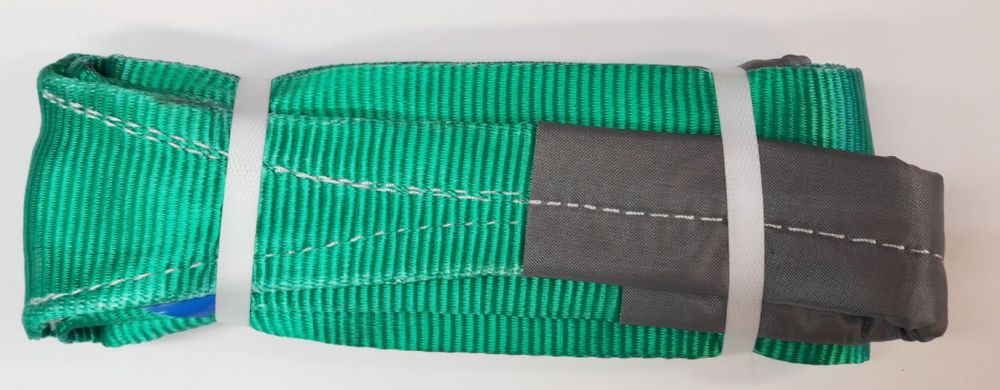 2 metre 14 Tonne Green Tree Strop